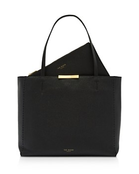 bf82da82150c Ted Baker - Clarkia Pebbled Leather Shopper Tote ...