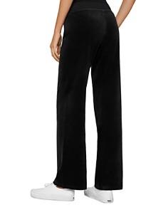 Juicy Couture Black Label - Del Rey Luxe Velour Sweatpants