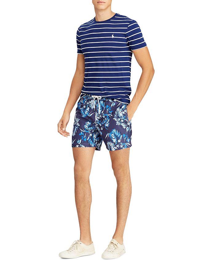 Traveler Shorts Tropical Swim Print Traveler E29beDYWHI
