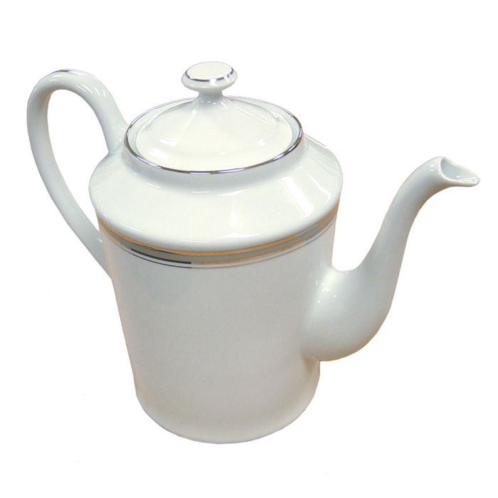 """Philippe Deshoulieres - """"Excellence Grey"""" Coffee Pot"""