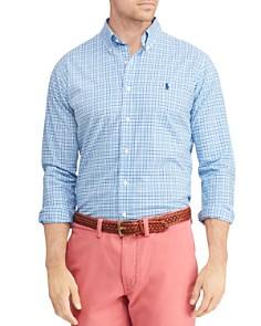 Polo Ralph Lauren - Plaid Classic Fit Button-Down Shirt