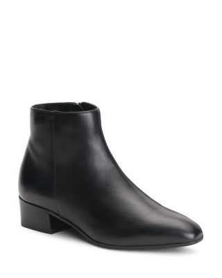 Women's Fuoco Leather Ankle Boots by Aquatalia