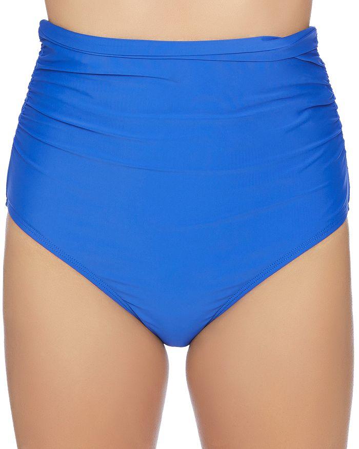 3b7d9f62b8a72 ATHENA Fold-Over High-Waist Bikini Bottom   Bloomingdale's