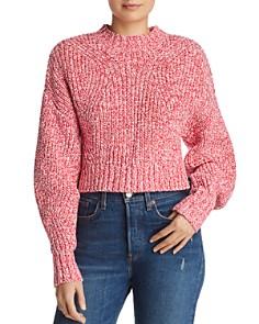 Rebecca Minkoff - Cropped Sweater