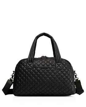 MZ WALLACE - Jimmy Travel Bag ... 693aa9de01