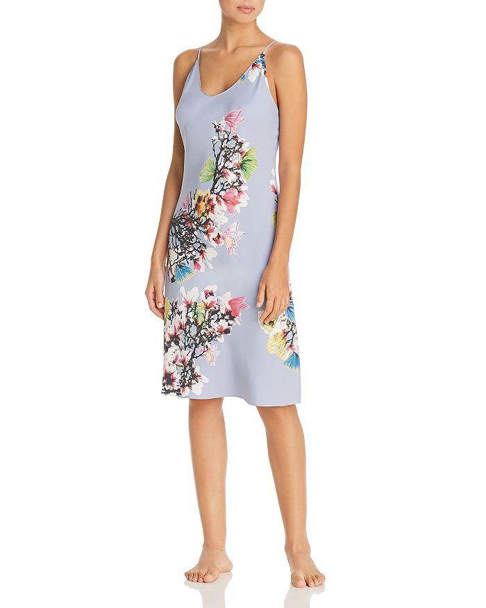 Natori - Garbo Floral Print Slip