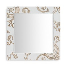Surya - Catamarca Transitional Square Mirror