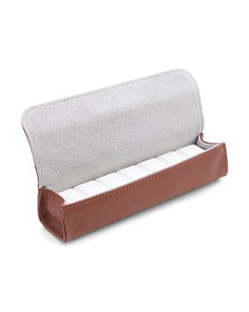 ROYCE New York - Leather Pill Storage Organizational Case