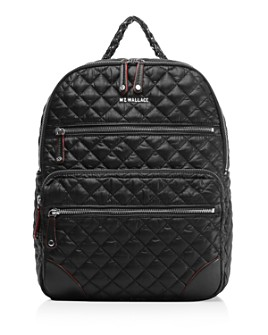 MZ WALLACE - Crosby Nylon Travel Backpack
