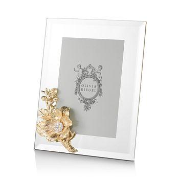 "Olivia Riegel - Gold Botanica 5"" x 7"" Frame"
