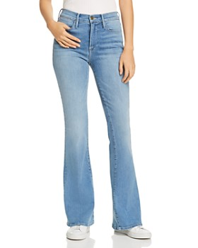 FRAME - Le High Flared Jeans in Free Bird