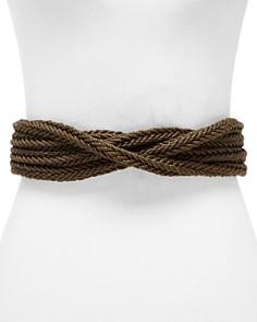 Max Mara - Tedesco Wide Braided Belt