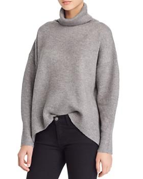 FRENCH CONNECTION - Nina Oversized Turtleneck Sweater