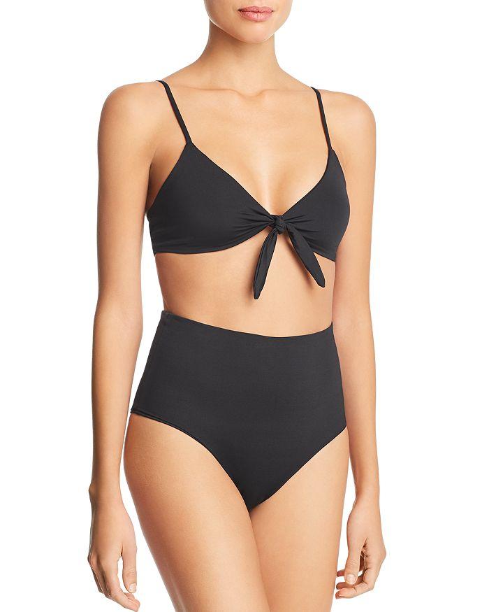 L*Space - Flashback Bralette Bikini Top & Portia Bikini Bottom
