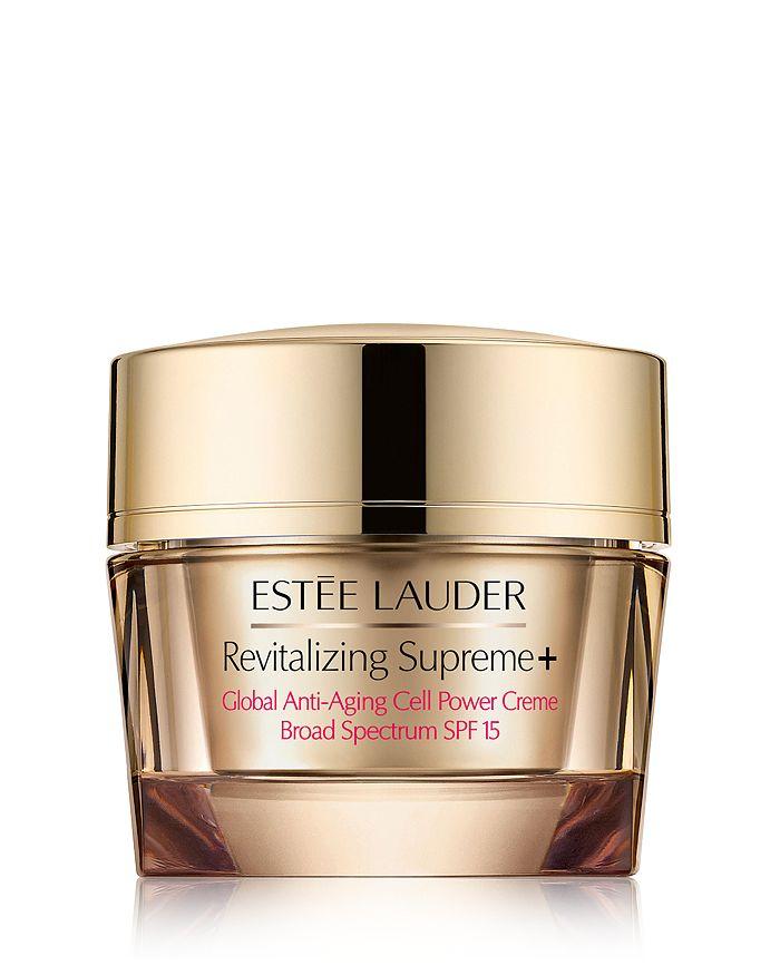 Estée Lauder - Revitalizing Supreme+ Global Anti-Aging Cell Power Creme SPF 15