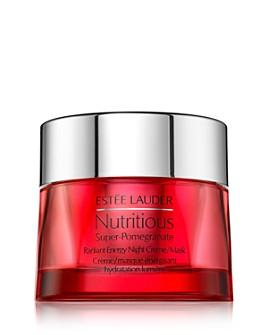 Estée Lauder - Nutritious Super-Pomegranate Radiant Energy Night Crème/Mask 1.7 oz.