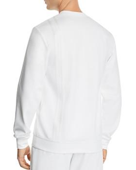 Helmut Lang - Striped Crewneck Sweatshirt