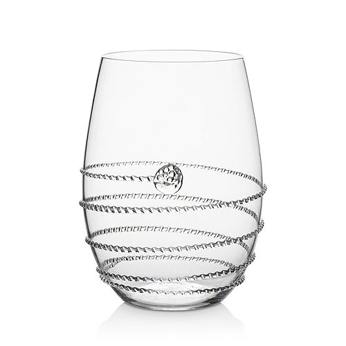 Juliska - Amalia Balloon Stemless White Wine Glass