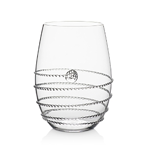Juliska Amalia Balloon Stemless White Wine Glass