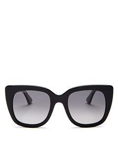 8d30fef9b1947 Gucci Women s Oversized Square Sunglasses