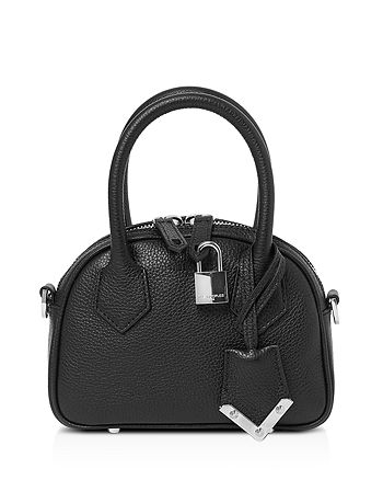 The Kooples - Irina Mini Leather Crossbody Bag