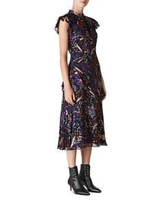 Whistles - Montrose Printed Dress