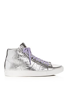 P448 - Women's Star 2.0 High-Top Sneakers