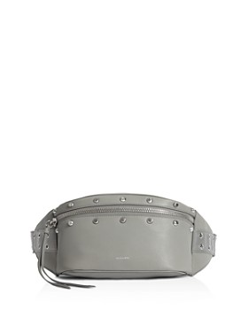 70a0e6042fd ALLSAINTS - Sid Studded Leather Convertible Belt Bag ...