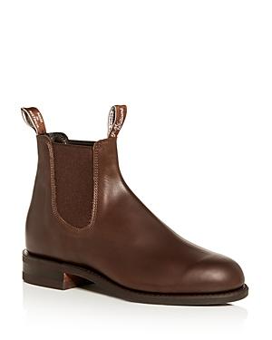 R.m. Williams Men's Comfort Turnout Leather Chelsea Boots