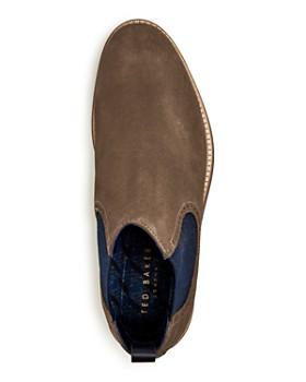 Ted Baker - Men's Saldor Suede Chelsea Boots
