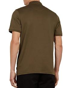 Ted Baker - Critter Flat Knit Regular Fit Polo Shirt