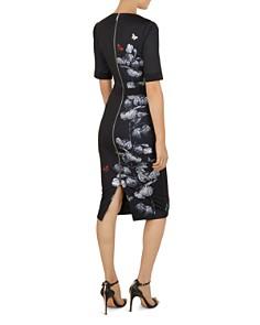 Ted Baker - Niliano Narrnia Sheath Dress