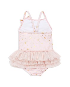Little Me - Glitzy Star Swimsuit - Baby