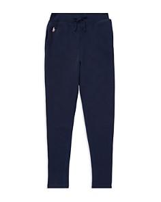 Ralph Lauren - Girls' French Terry Sweatpants - Big Kid