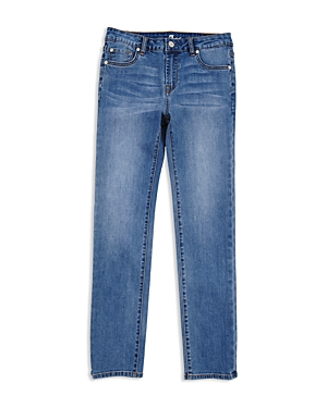 7 For All Mankind Boys Slimmy Jeans  Big Kid