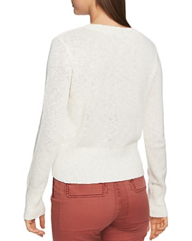 1.STATE - Pointelle Detail Sweater