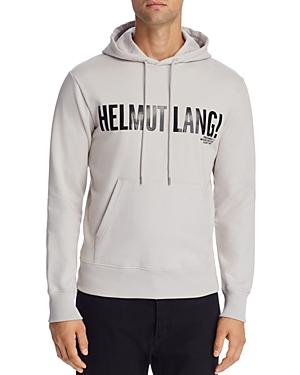 Helmut Lang Tops LOGO EXCLAMATION HOODIE