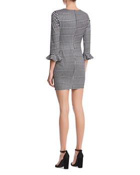 Bailey 44 - Friends With Benefits Gingham Dress