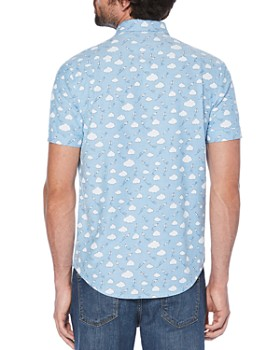 Original Penguin - Cloud Print Regular Fit Shirt