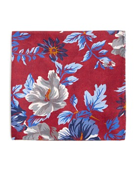 The Men's Store at Bloomingdale's - Floral Pocket Square - 100% Exclusive