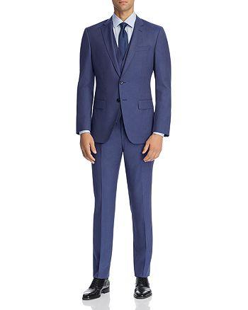 BOSS Hugo Boss - Huge/Genius Slim Fit 3-Piece Suit
