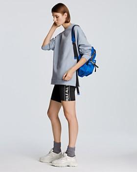 PAM & GELA - Graphic Bike Shorts