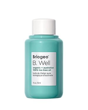 B. Well Organic + Australian Tea Tree Oil 1 oz.