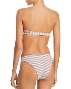 Onia - Natalia Bandeau Bikini Top & Carmen Bikini Bottom