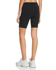 HUE - Blackout High-Waist Bike Shorts