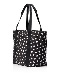 kate spade new york - That's The Spirit Large Heart Nylon Tote