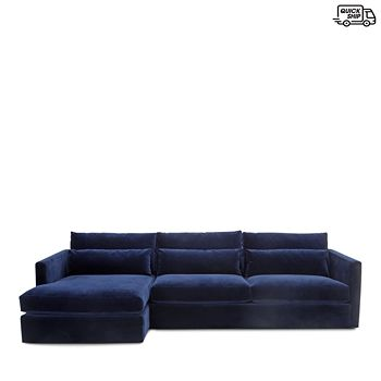 Bloomingdale's Artisan Collection - Blair 2-Piece Sectional