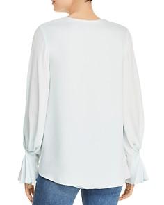 Joie - Abekwa Pleat-Sleeve Top
