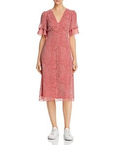 Lucy Paris - Cynthia Button Dress