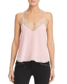 Zadig & Voltaire - Christy Silk Camisole Top